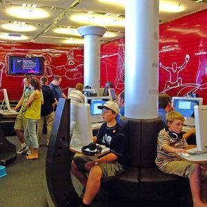 Интернет-кафе Багратионовска