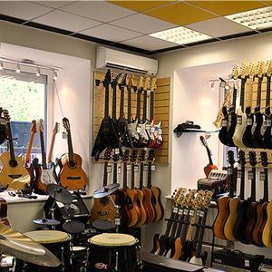 Музыкальные магазины Багратионовска