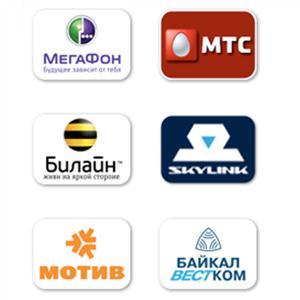 Операторы сотовой связи Багратионовска