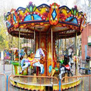 Парки культуры и отдыха Багратионовска