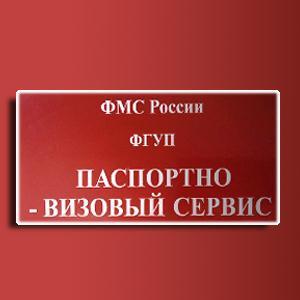 Паспортно-визовые службы Багратионовска