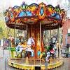 Парки культуры и отдыха в Багратионовске