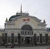 Железнодорожные вокзалы в Багратионовске