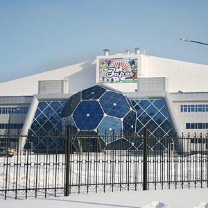 Спортивные комплексы Багратионовска