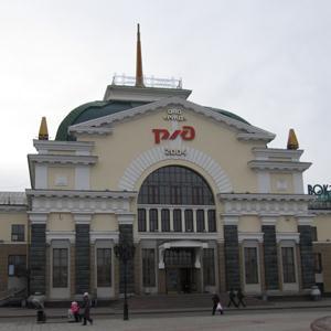 Железнодорожные вокзалы Багратионовска